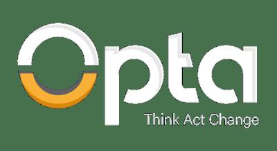 logo Opta transparente